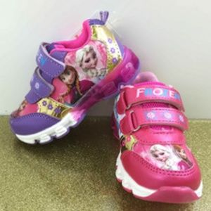 Other - Girl's Shoes-frozen Print